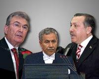 Ankara'da siyaset toz duman