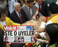 Danıştay'a silahlı saldırı: 1 ölü, 4 yaralı
