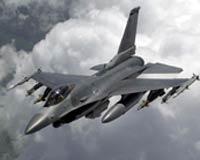 Türk-Yunan savaş uçağı çarpıştı