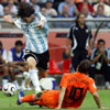 Hollanda: 0 Arjantin: 0