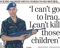 """""""Çocukları öldüremem"""""""