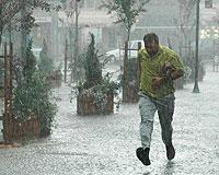 İstanbul'a sağanak yağış bekleniyor