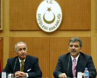 Lübnan tezkeresi TBMM'ye sunuldu