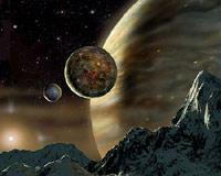Yeni gezegene 'Eris' adı verildi