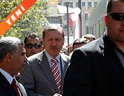 Erdoğan da PKK'yı işaret etti