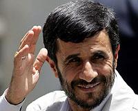 Ahmedinejad'dan barış eli