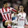 PSV Eindhoven: 2 Galatasaray: 0