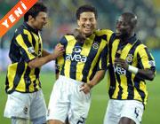 Son derbinin galibi Fenerbahçe
