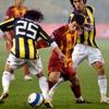 Turkcell Süper Lig'de ilk yarı dosyası