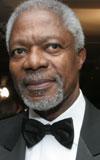 Annan veda konuşmasında Bush'u eleştirdi