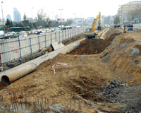 Beşiktaş'da doğalgaz sızıntısı