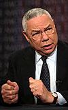 Powell: Irak'ta iç savaş yaşanıyor