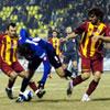 Kayseri Erciyesspor: 4 Galatasaray: 1