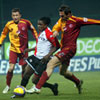 G.Saray: 1 - Feyenoord: 2