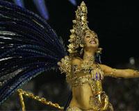 "Rio'da  karnaval coşkusu <font color=""#FF0000"">Galeri/Video</font>"