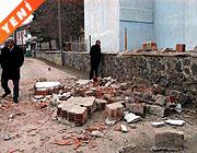 Doğu Anadolu'da 5.9'luk deprem