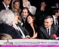Avşar'ın tartışılan minisi!
