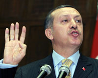 Erdoğan: Bizim toprağımız değerlendi