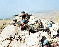 D.Bakır'da çatışma: 3 şehit