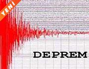 Isparta'da 4,7'lik ikinci deprem