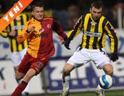 Ankaragücü: 1   Galatasaray: 2
