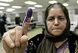 Irak'ta seçimler